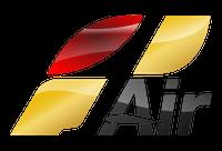 logo de la escuela de azafatas one air air hostess