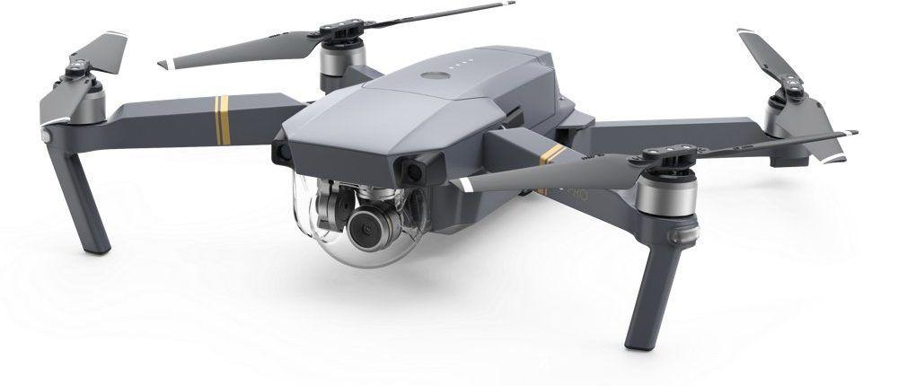 dron mavic pro utilizado en el curso de drones avanzado de one air