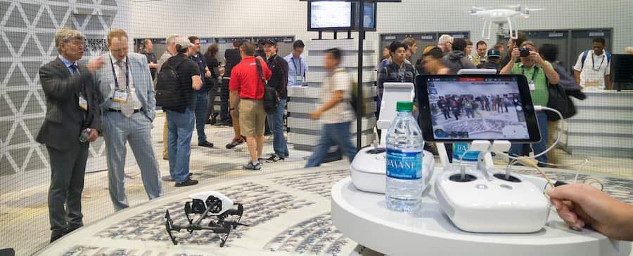 conferencia de drones dji estados unidos