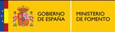 ministerio de fomento, gobierno de espana