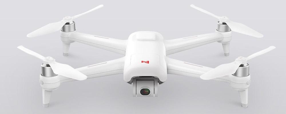 xiaomi fimi a3 drone con fondo gris