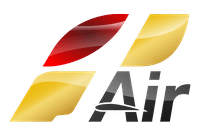 logo de one air, centro de formacion de auxiliares de vuelo air hostess en malaga