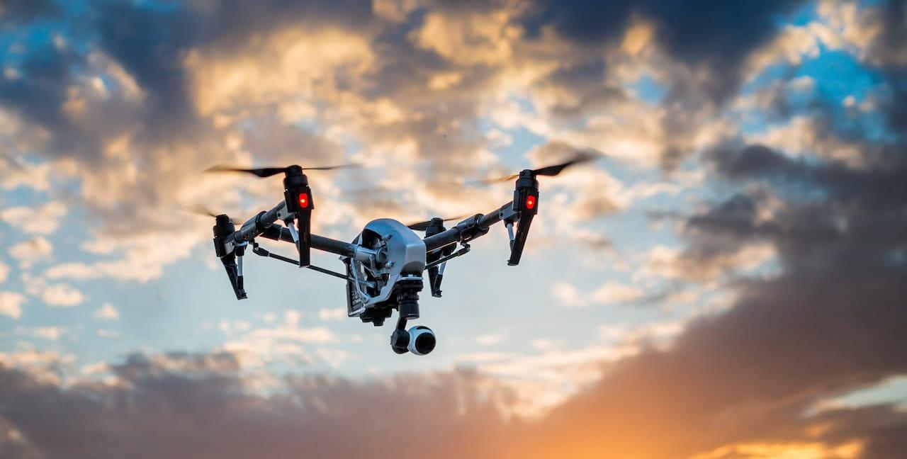 Drones localizadores